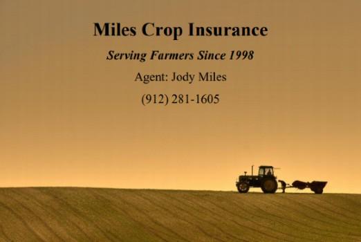 Miles Crop Insurance